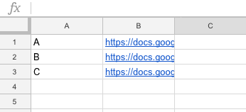 Copy Notes Between Google Sheets | nodes